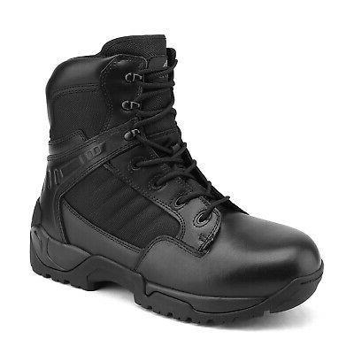 Men's Military Boots Motorcycle Combat US