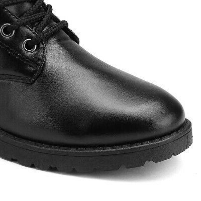 Men's Boots Lace Up