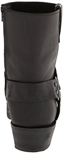 Dingo Western Shoe,Black,13
