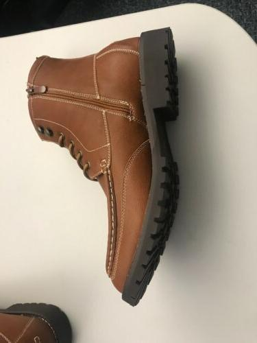Bruno Motorcycle Combat Oxford Boots