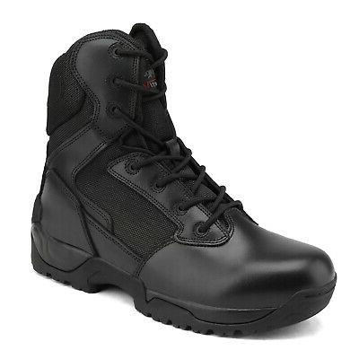 Men's Tactical Boots Hiking Combat Bootie