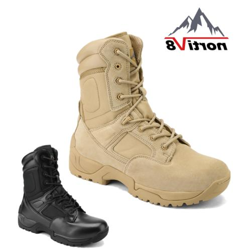 mens desert military combat tactical work boots