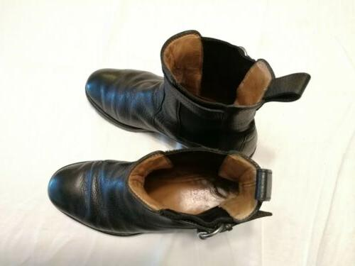 Gucci Mens MoTo Motorcycle Chelsea Boots 8.5D