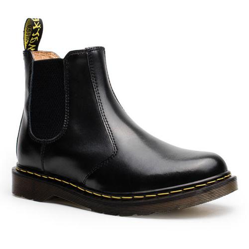 Mens Fashion Ankle Chelsea Boots on