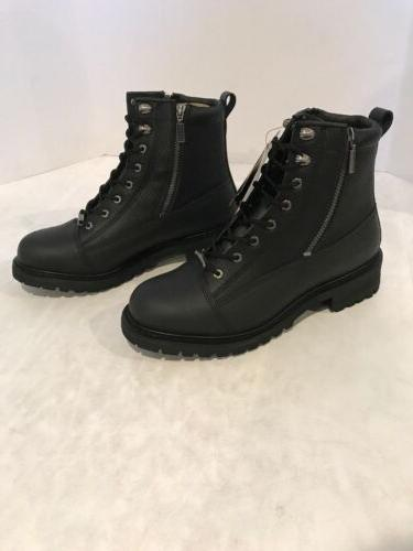 Milwaukee Accelerator Leather Size 10.5 EE Boots