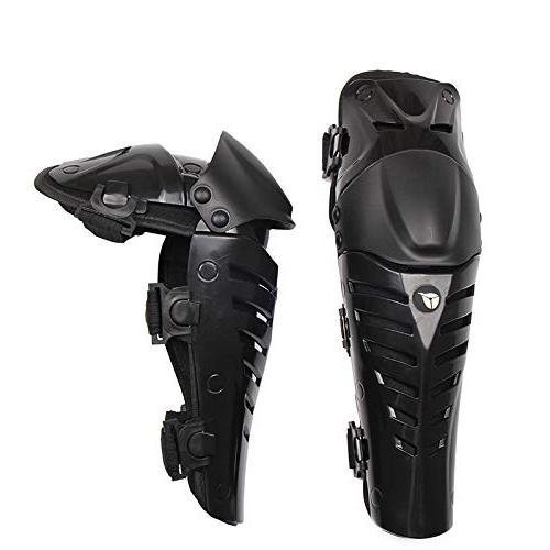 LUZE Motorcycle Protective - Motorcycle Protectors Gears Joelheira Motocross Equipment Moto Pads Motorcycle Knee Guards 1 PCs