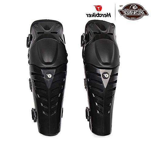 LUZE - Knee Protectors Protective Motocross Pads Guards