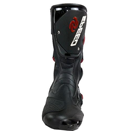 NEW Men's Racing Boots Black EU