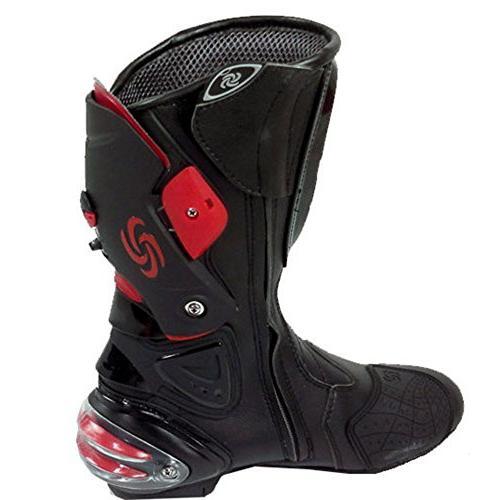 NEW Racing Boots Black EU 44 UK 9.5