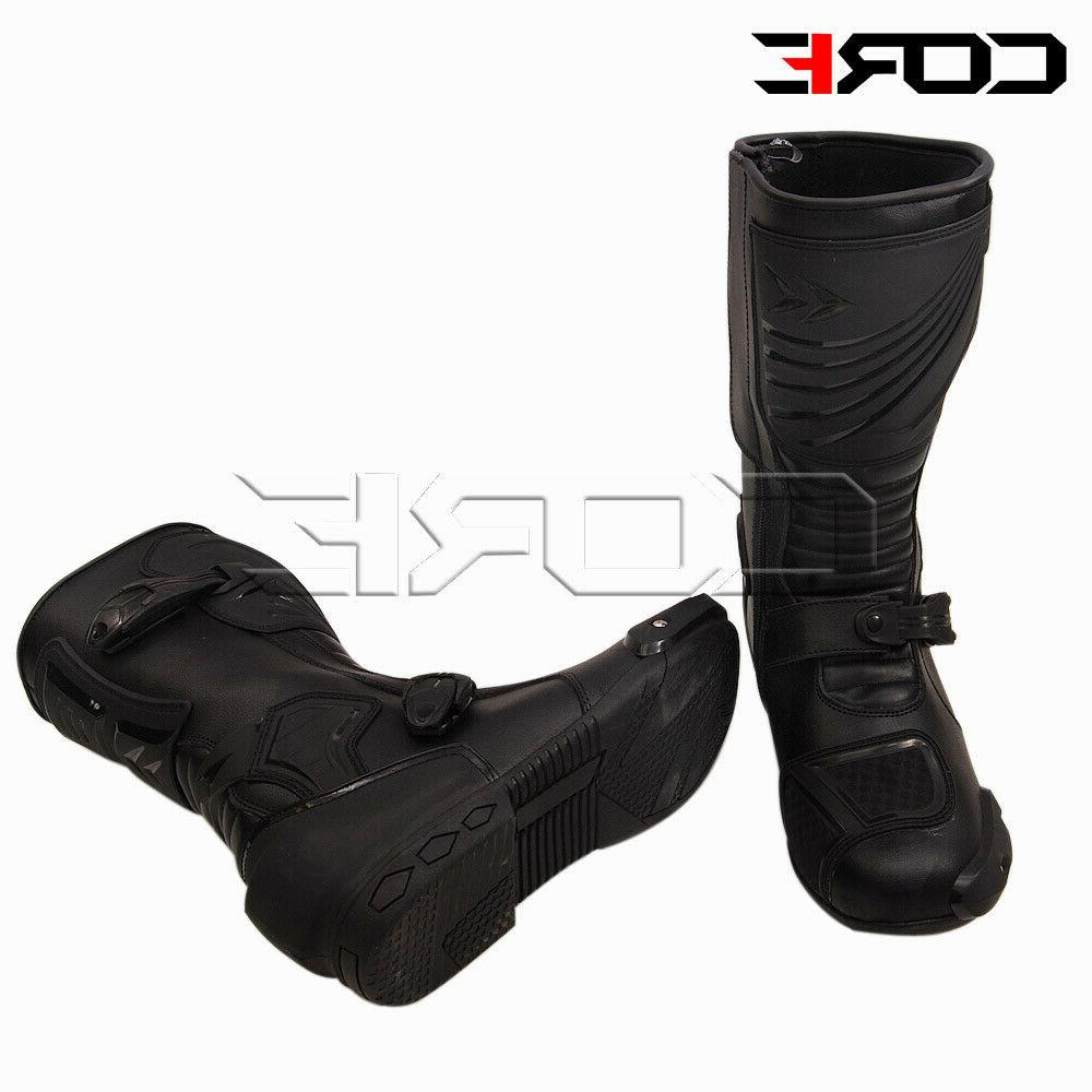 Motorcycle Anti-Skid Sports Gear Outdoor Racing Boots
