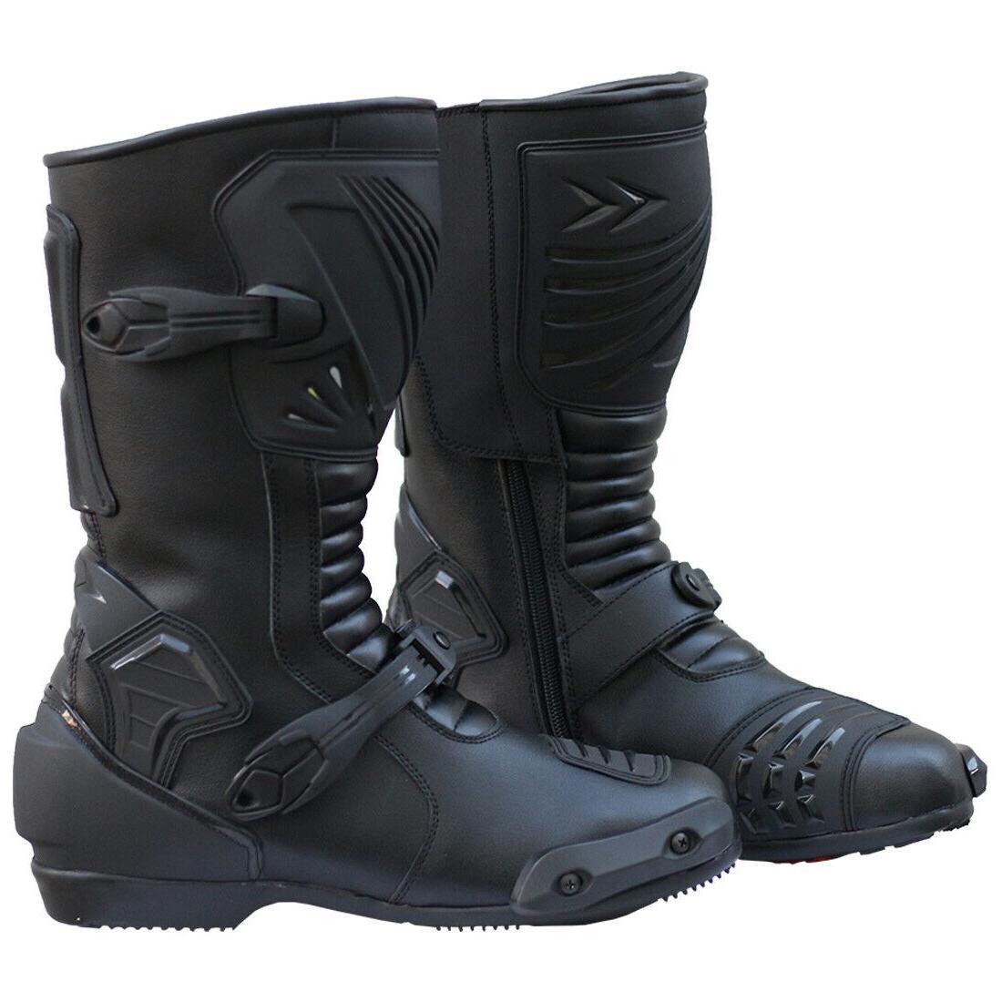 Anti-Skid Racing Boots