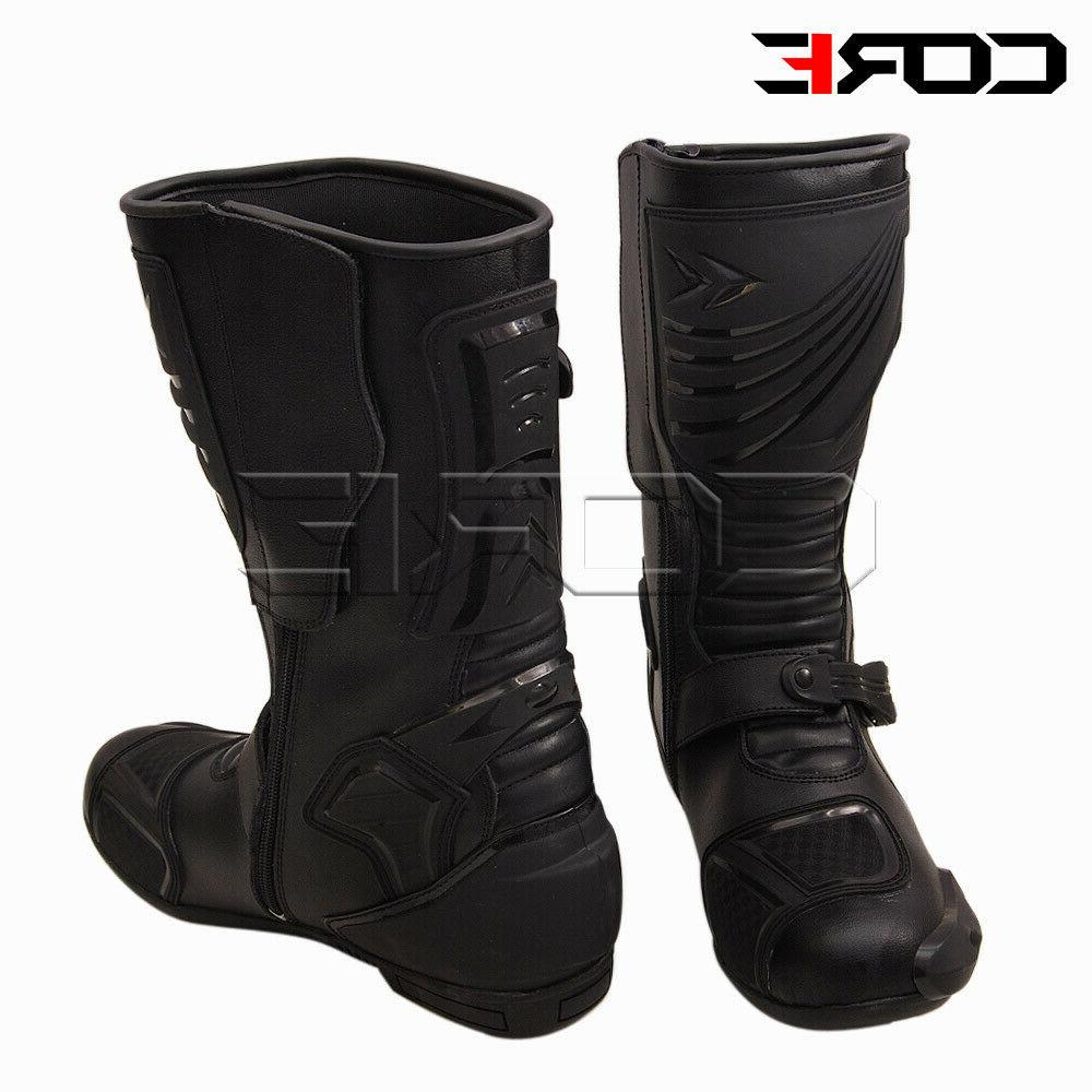 Motorcycle Anti-Skid Sports Racing Boots