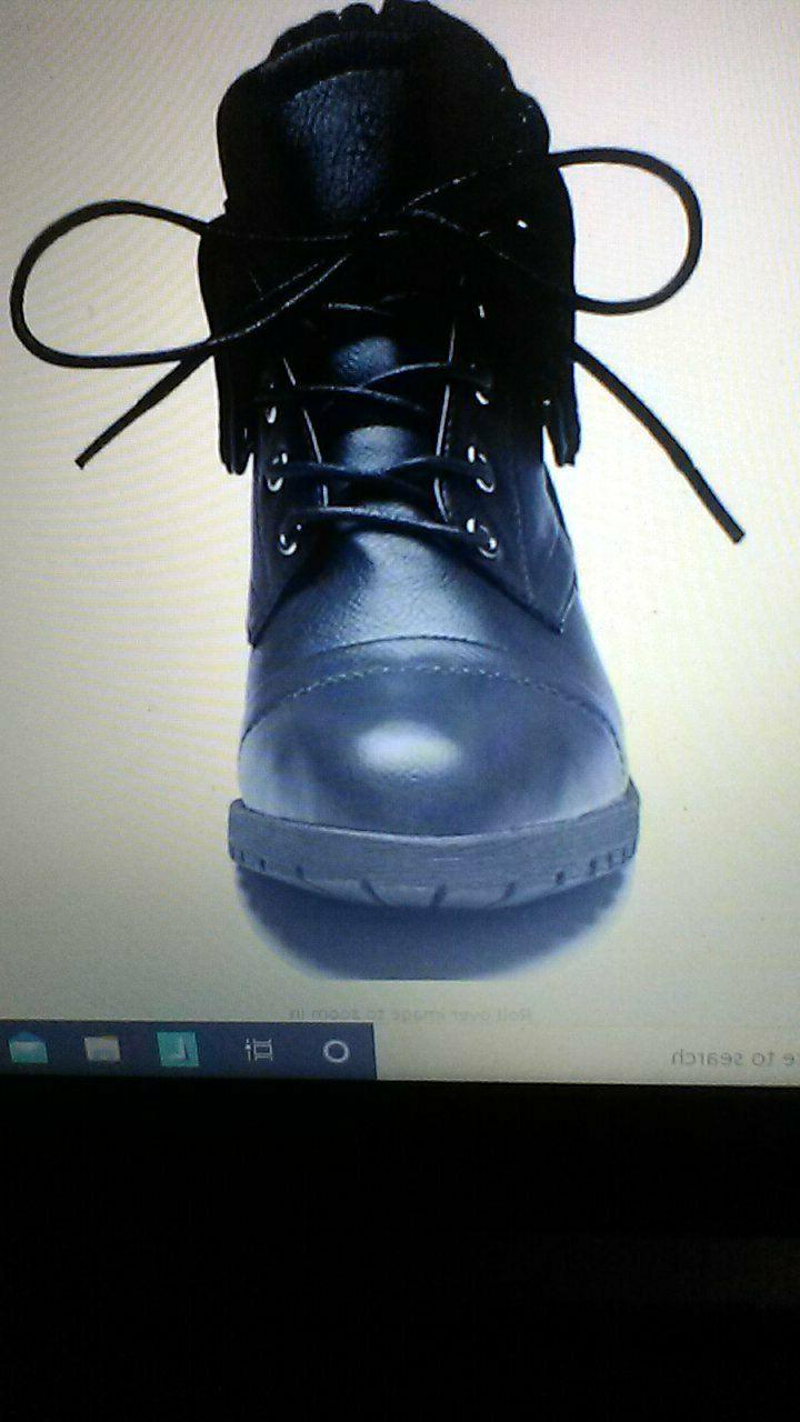 DailyShoes motorcycle style boots 11
