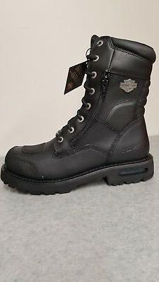 NEW Harley-Davidson Men's Riddick Riding Boot Style: D98308