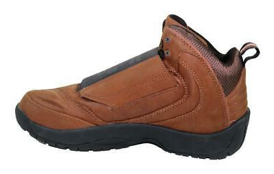 New Piloti 800 Motorcycle Shoes 7-15 Brown