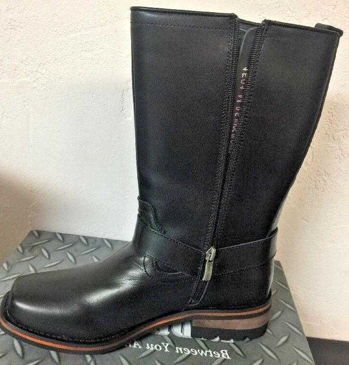 NEW AdTec Boots Motorcycle Work 1501