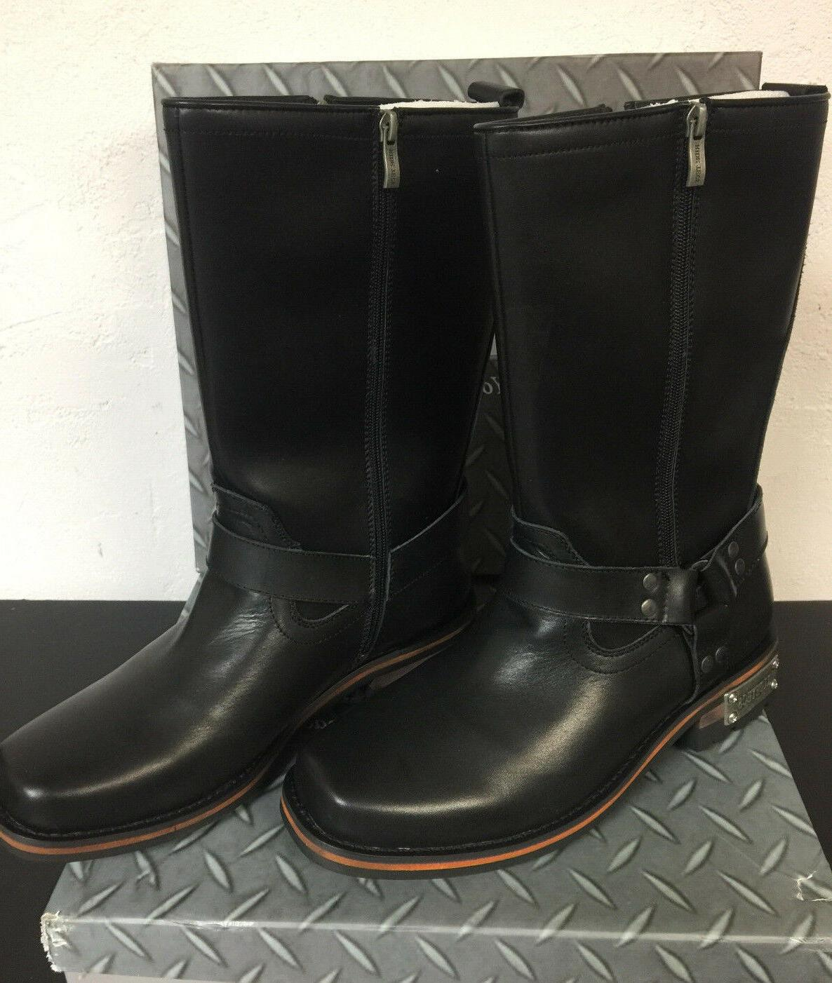 Tecs Double Boots Motorcycle 1501