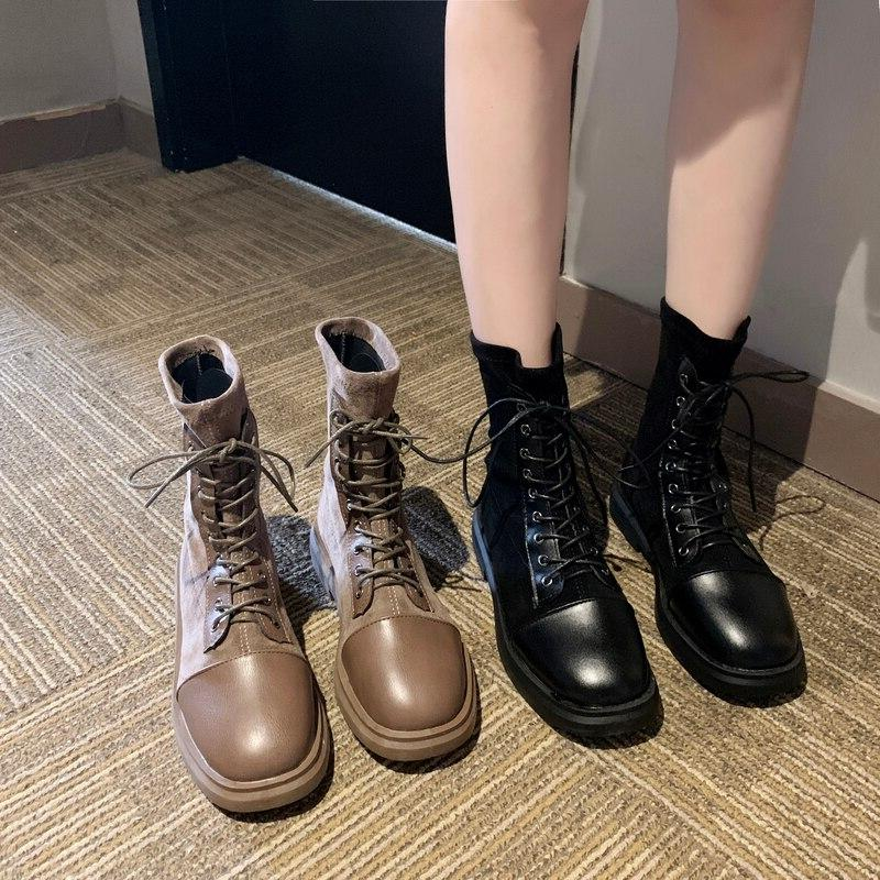 New Sneakers Buty Woman Botas <font><b>Casual</b></font> Shoes Style