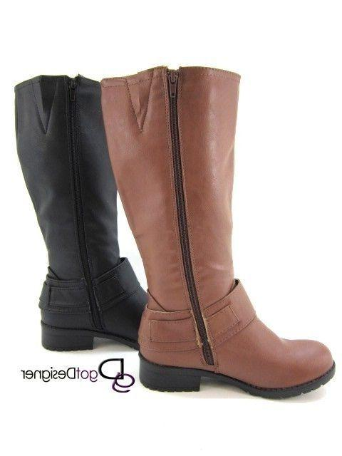 NEW Fashion Cool Boots Motorcycle Slouch