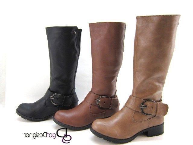 NEW Fashion Shoes Cool Riding Knee High Boots