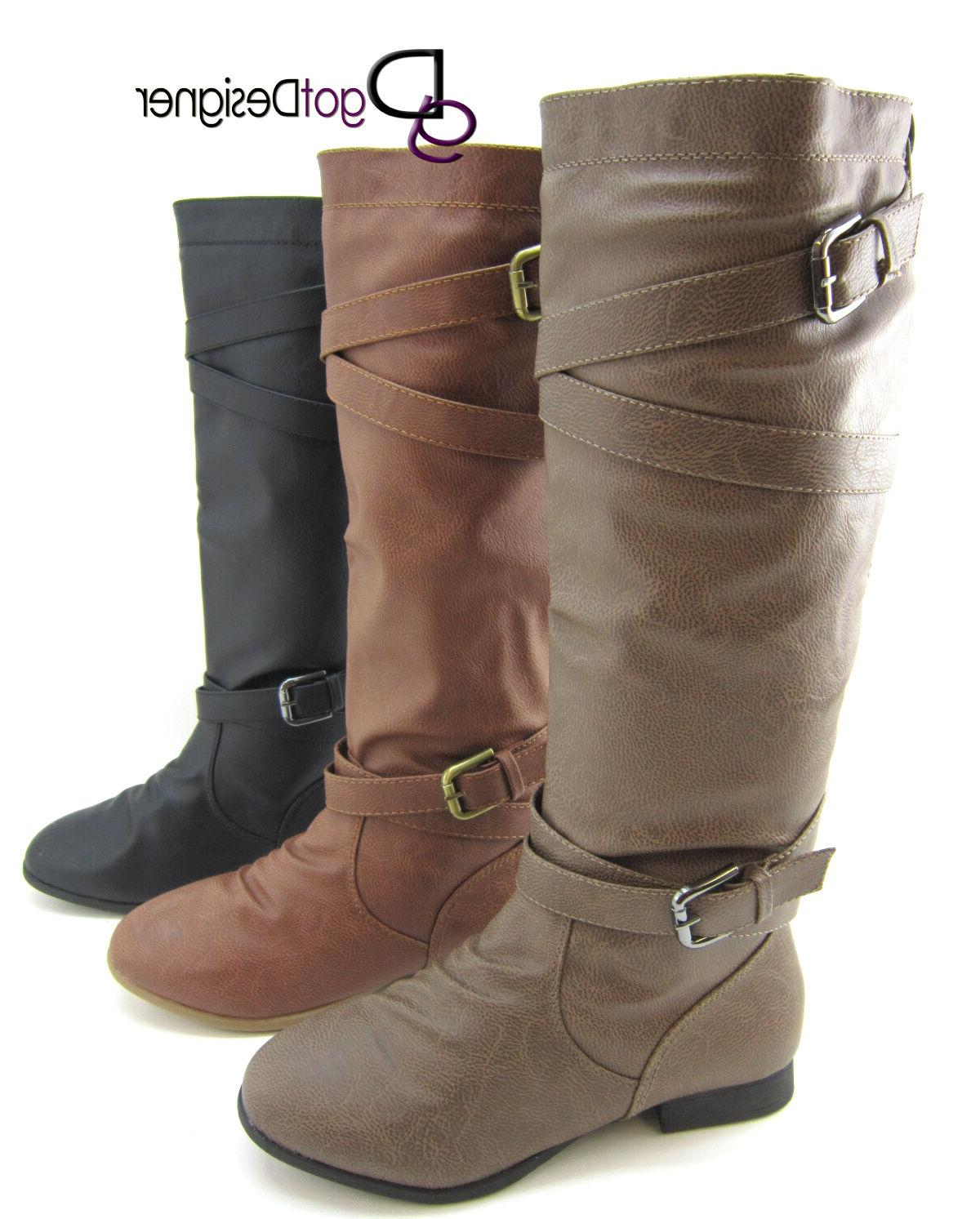 NEW Women's Slouch Shoes Military COCO-61