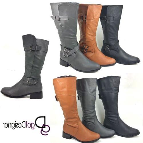 new womens shoes knee high riding boots