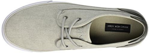 Marc Bergen Sneaker, Grey/White, 11 D US