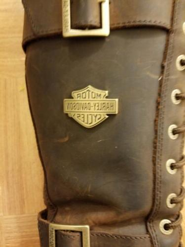 NWT Brown Leather Boots