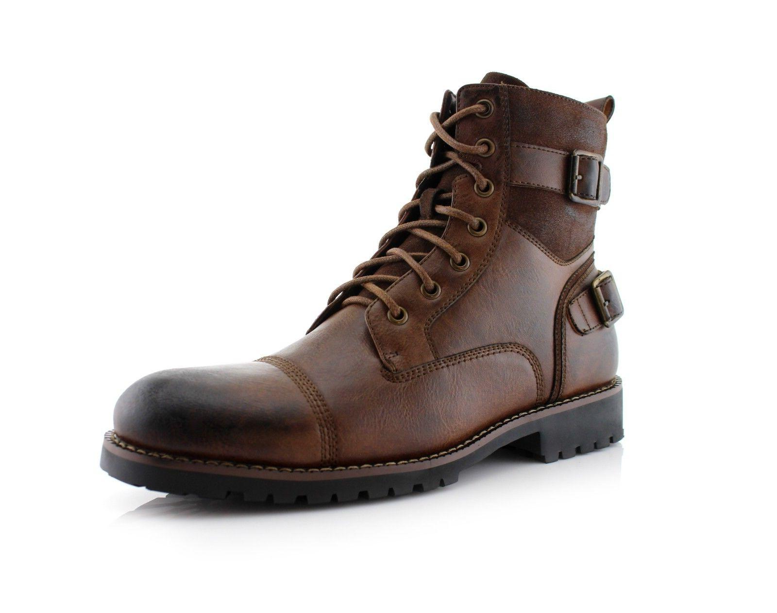 Men's Motorcycle Boots Riding