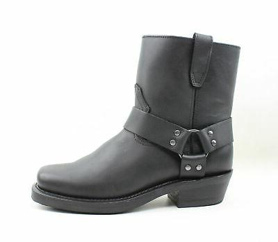 Dingo Rev Up DI19090 Black - Mens Boots