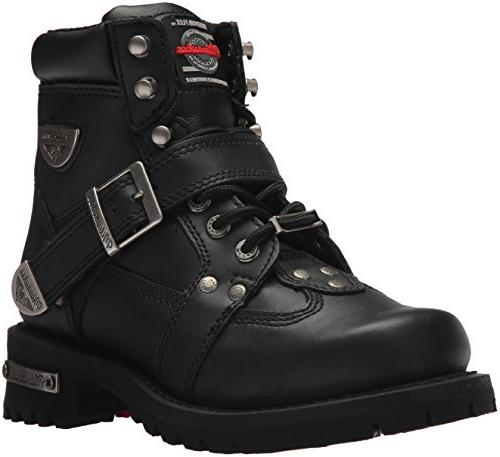 road captain leather boots