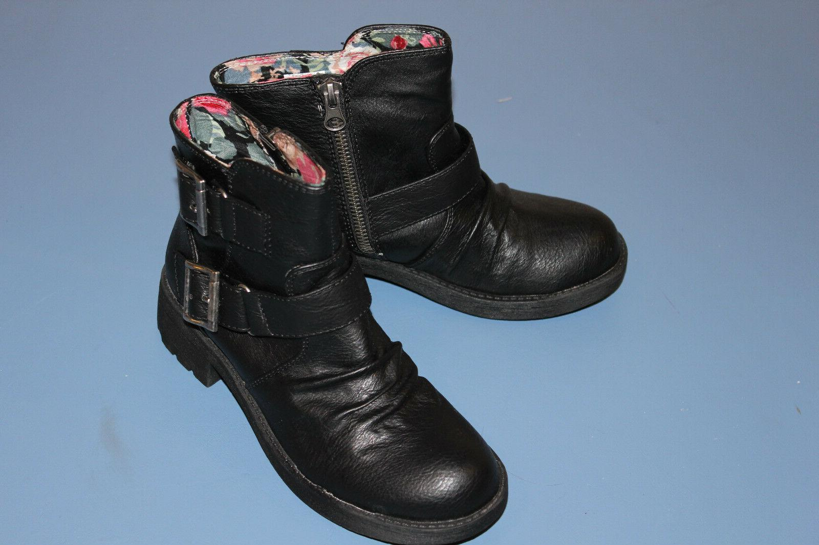 RocketDog Style BOOTS TRACKS SZ New Box