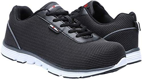 MODYF Safety Shoes Reflective Casual Breathable Puncture Proof Footwear