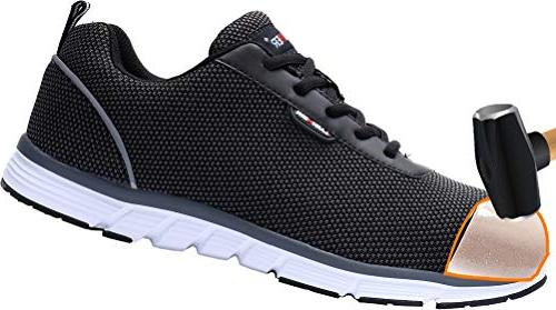 MODYF Toe Safety Shoes Casual Breathable Footwear