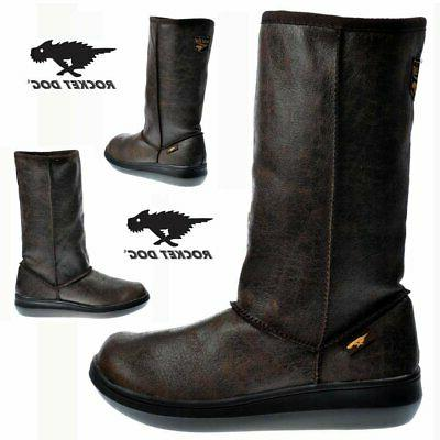 sugar daddy classic cow suede winter boots