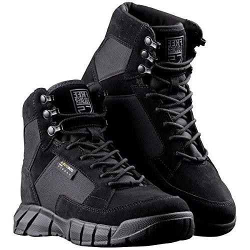40b6f132207 FREE SOLDIER Men's Tactical Boots 6
