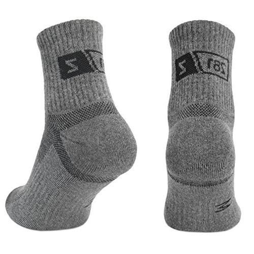 Tactical Quarter Socks Hiking Military - Athletic