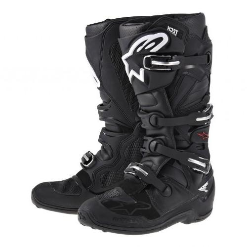 Alpinestars Off-Road Motorcycle Black / Size
