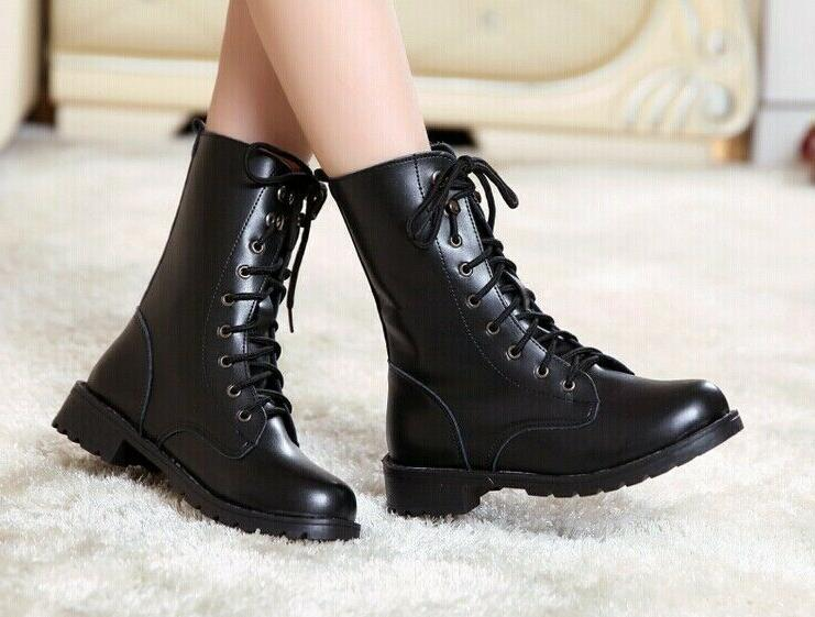 Boots 3 Buckle Shoes
