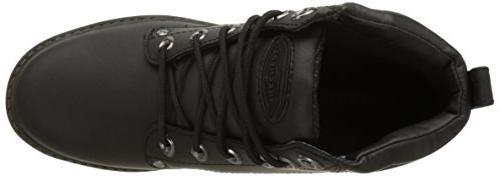 Skechers Men's Lace Up Boots - 14.0