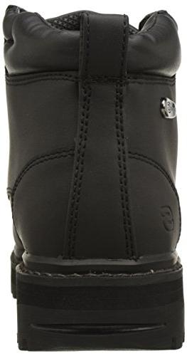 Skechers Men's Pilot Up Leather Medium/Wide Boots -