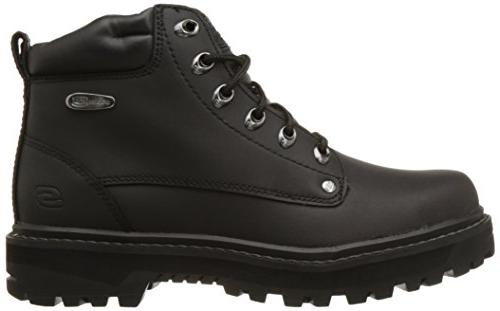 Skechers Pilot Up Leather Medium/Wide - 14.0 M