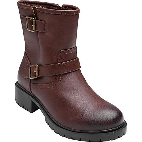 wide width mid calf boots