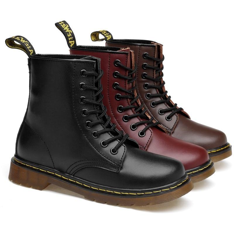 women font b boots b font genuine