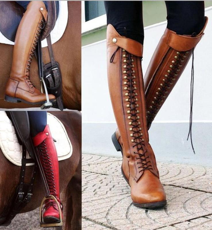 Women <font><b>Motorcycle</b></font> <font><b>Boots</b></font> Shoes Heels Gladiator botas