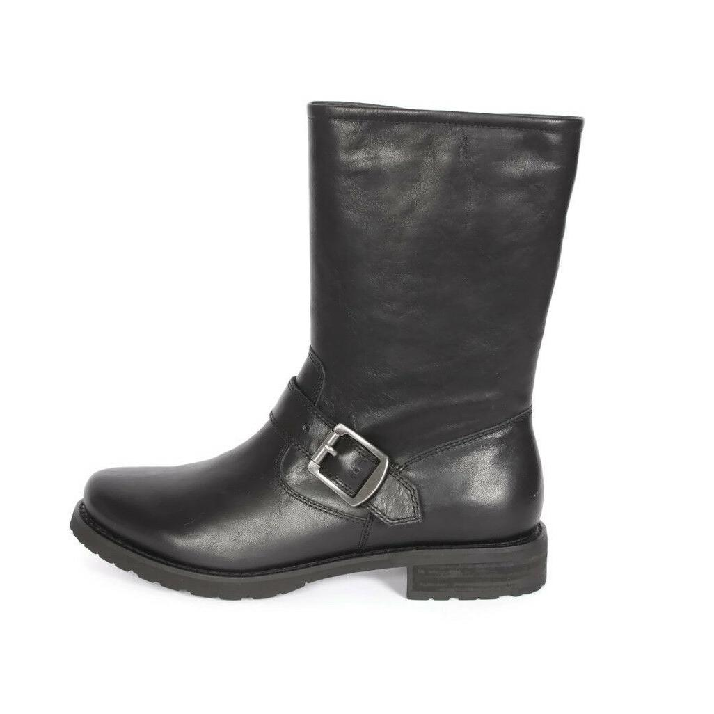 206 Women's Black Leather Boot size B