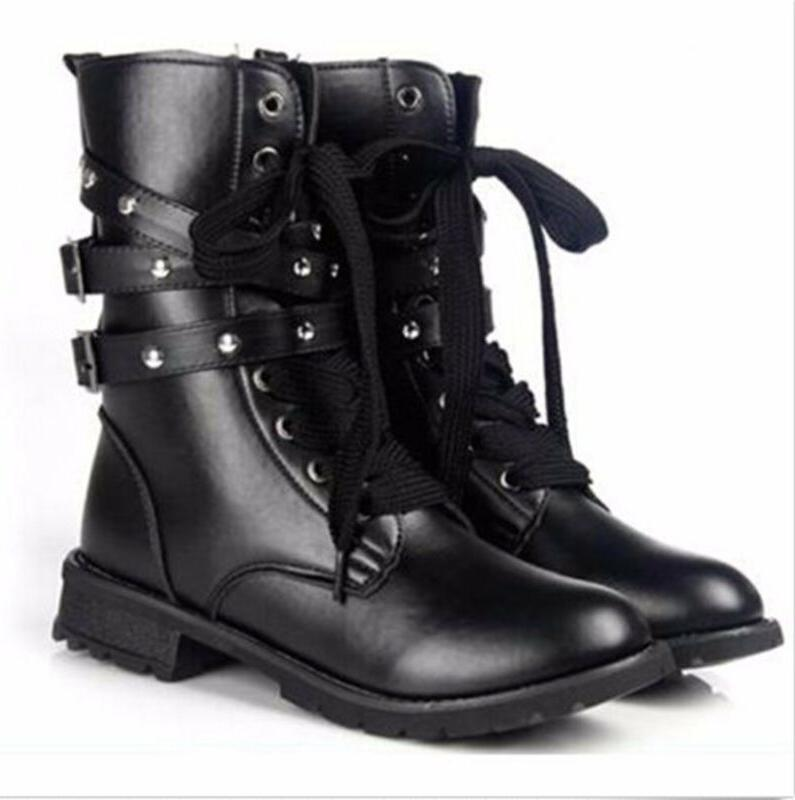 Women's Boots Motorcycle