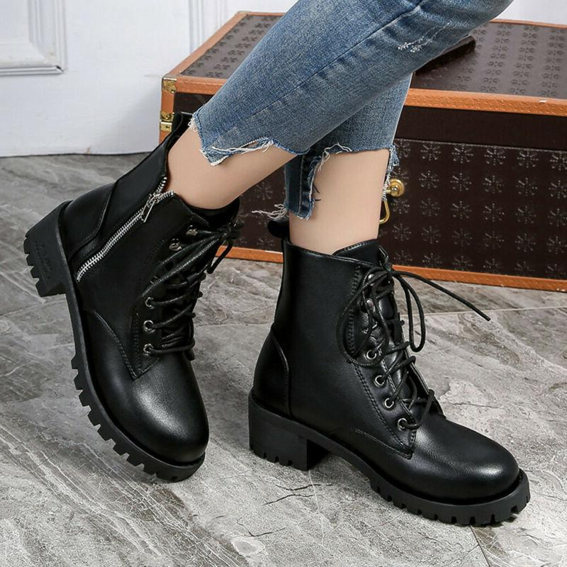 women s ladies boots vintage leather ankle