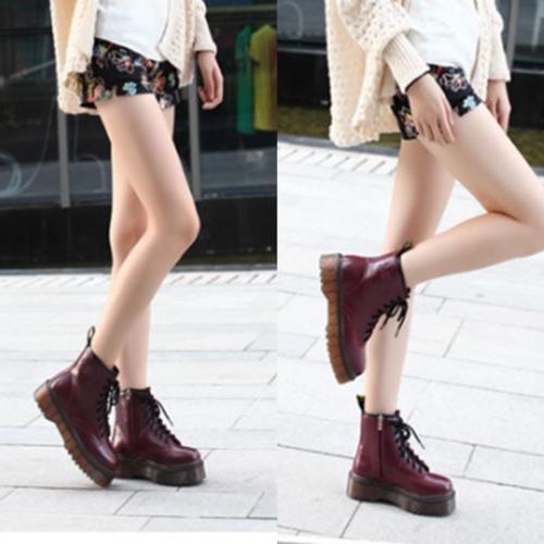 Women's Boots Punk Platform