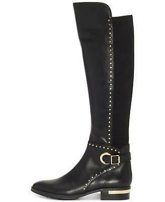 Vince Camuto Round-toe Riding Boots